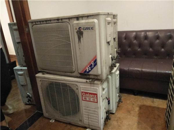 """""""旧空调设备回收"""