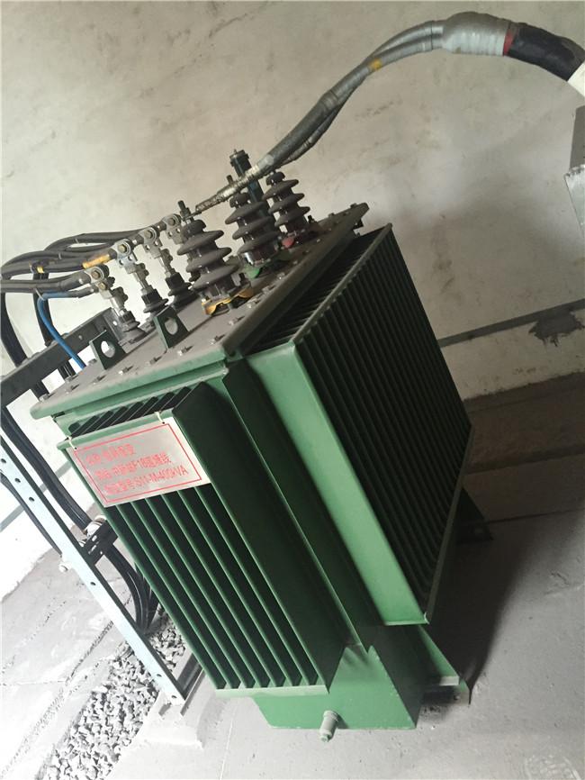 电力变压器的结构